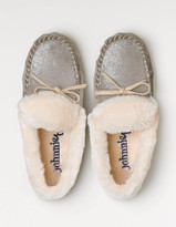 Boden Suede Slippers