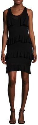 Ronny Kobo Talulah Ruffled Dress