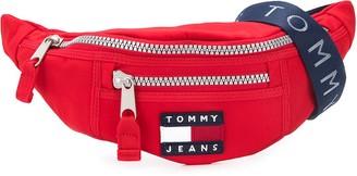 Tommy Jeans Logo Patch Belt Bag