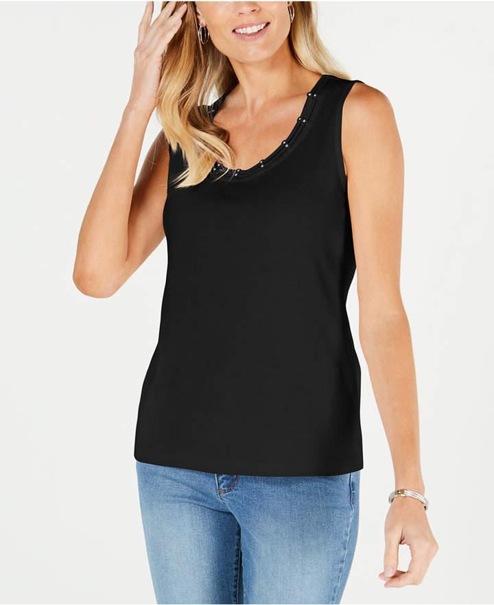 055ded0d58 Karen Scott Women's Petite Clothes - ShopStyle