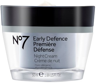 No7 Early Defense Night Cream