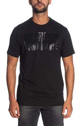 Armani Exchange A|X Men's T-Shirt with Print on Chest