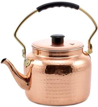 Old Dutch 2-Quart Hammered Tea Kettle