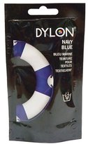 Dylon Hand Dye, Powder, Navy Blue
