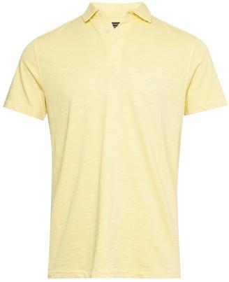 French Connection Multi Slub Polo Shirt