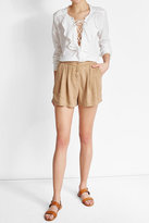 American Vintage Buttoned Shorts