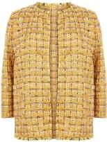 Marina Rinaldi Lurex Bouclé Jacket