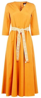 Max Mara Agrume Dress