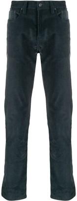Paul Smith straight leg corduroy trousers