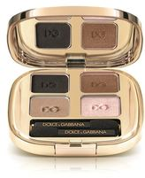 Dolce & Gabbana Smooth Eyeshadow Quad Smoky