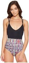 Roxy Cuba Cuba One-Piece Swimsuit Women's Swimsuits One Piece
