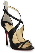 Christian Louboutin Malefissima Leather Sandals