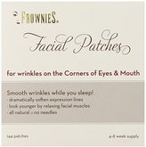 Frownies Facial Patches for Corners of Eyes & Mouth -- 144 Patches