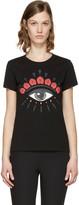 Kenzo Black Chinese New Year Eye T-Shirt