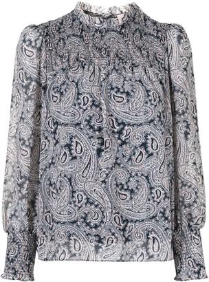 Cinq à Sept Stephanie paisley-print blouse