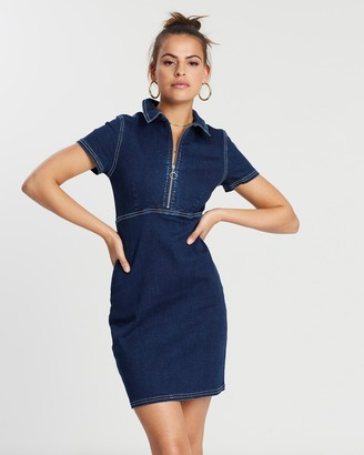 Twiin Match Point Polo Dress