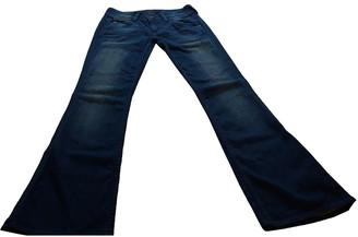 Hudson Blue Cotton Jeans for Women