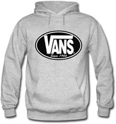 Vans Classic Logo Graphic For Mens Hoodies Sweatshirts Pullover Tops