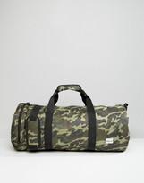 Spiral Duffel Bag in Camo