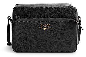 Zadig & Voltaire Blason Leather Crossbody Camera Bag