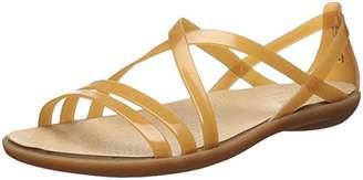 Crocs Women's Isabella Strappy Sandal Flat