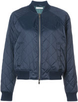 Vince quilted bomber jacket - women - Nylon - XS