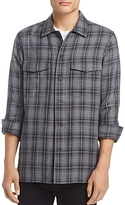 Theory Mory Plaid Shirt Jacket - 100% Exclusive
