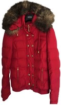 Juicy Couture Red Coat for Women