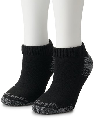 Dr. Scholl's Women's 2-pack Advanced Relief BlisterGuard Low Cut Socks