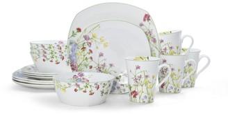 Mikasa Wildflower Garden 16-pc. Dinnerware Set