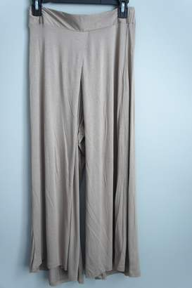 Uj Pleated-Front Gaucho Pants