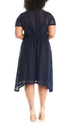 Estelle Deep Sea Dress
