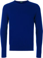 Zanone plain sweatshirt