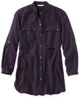 L.L. Bean Signature Heritage Utility Tunic, Stripe