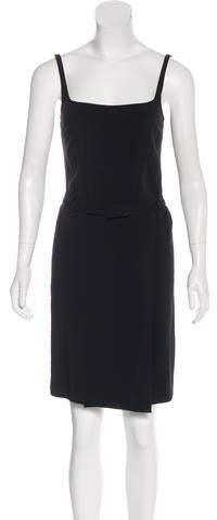 0c7bd56b09d Prada Black Zip Front Dresses - ShopStyle