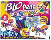 John Adams BLO Pens Spray Magic