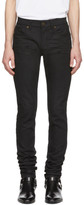 Saint Laurent Black Skinny 5 Pocket Medium Jeans
