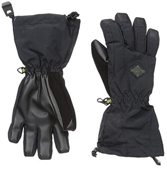 Burton Profile Gloves (Little Kids/Big Kids) (True Black) Snowboard Gloves