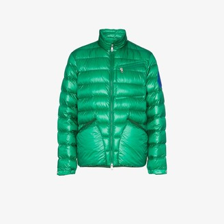 MONCLER GENIUS Padded Feather Down Puffer Jacket