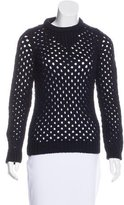 Adam Wool Cutout Sweater