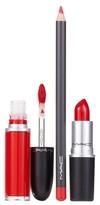 M·A·C MAC Red Lip Kit - No Color