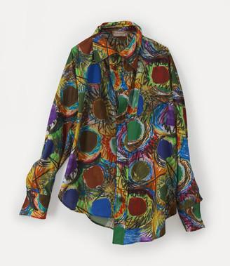 Vivienne Westwood Species Shirt Circle Print
