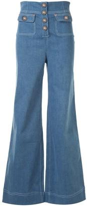 Alice McCall Woodstock wide leg jeans