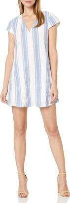 Cooper & Ella Women's Emma V-Neck Dress