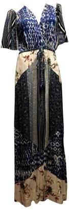 Hale Bob Blue Viscose Dresses