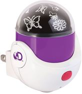 Discovery Kids Butterfly Projection Night Light