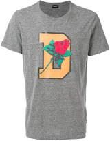 Diesel graphic printed T-shirt