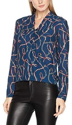 Seidensticker Women's FASHION-BLUSE 1/1-LANG Regular Fit Long Sleeve Blouse