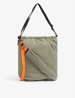 Côte and Ciel Orco nylon messenger bag