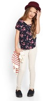 Forever 21 Girls Soft Knit Pants (Kids)